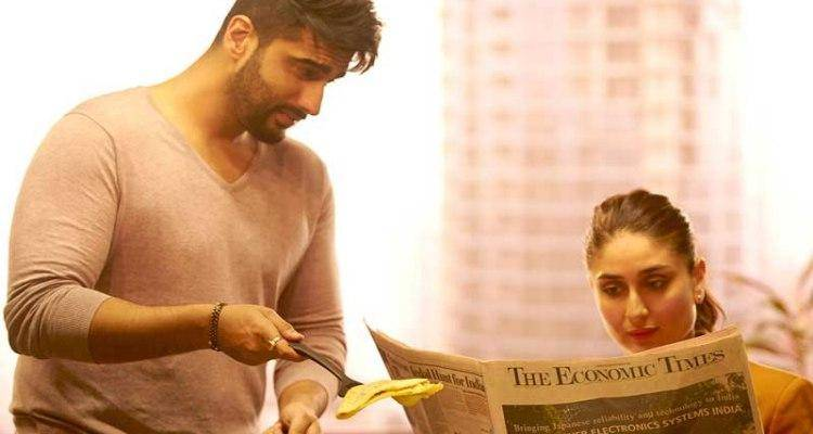 kareena and Arjun in ki and ka