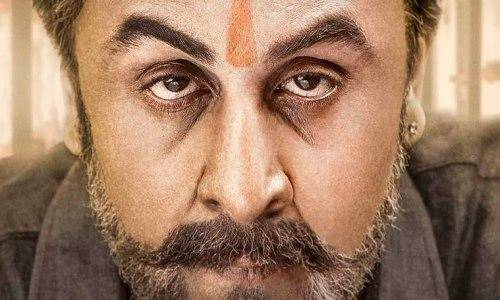 ranbir as sanjay dutt