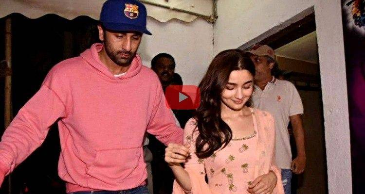 ranbir with alia in love