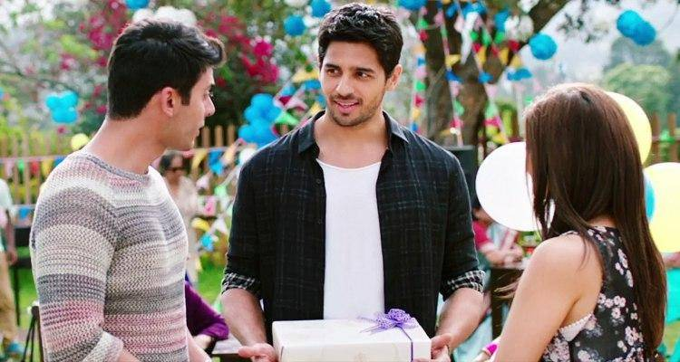 sid and fawad in kapoor and sons