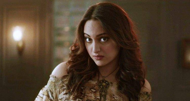 surprised sonakshi sinha