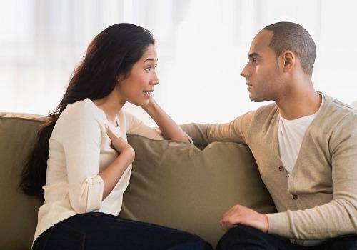 Dealing with Extramarital Attraction by discussing with your spouse