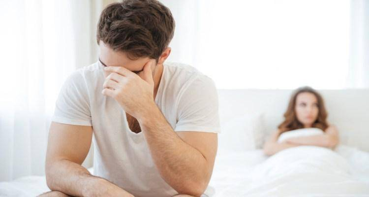couple not talking due to lack of intimacy