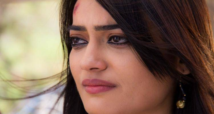 surbhi jyoti crying in kubool hai