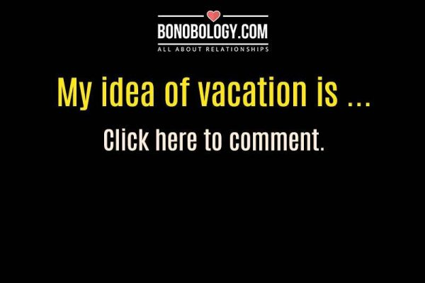 vacation question