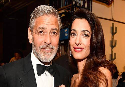 George Clooney is older to his lawyer wife Amal Clooney by 17 years. They are among couples with huge age difference.
