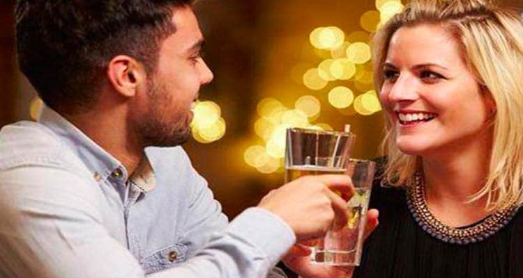 Age-gapped love affairs blossom over interesting conversations and drinks