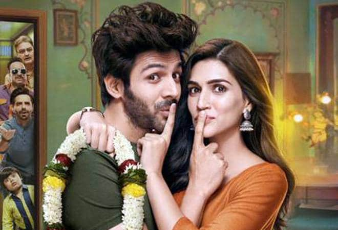 The film Luka Chuppi is about a live-in relationship.