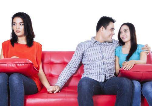My Lover's Wife is not sexually inclined to her husband