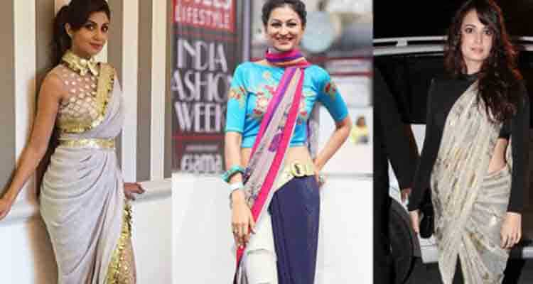They Prefer Women In Sarees Or Western Wear