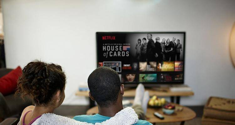 Netflix is watched by couples to spent time together