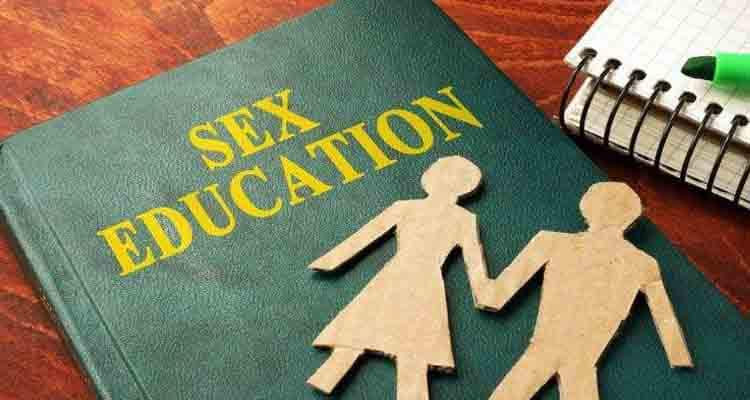 Book on sex education