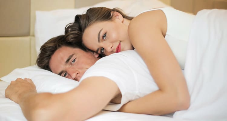 Have an open talk with your spouse