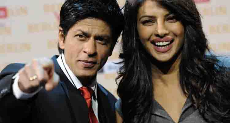 sharukh and priyanka
