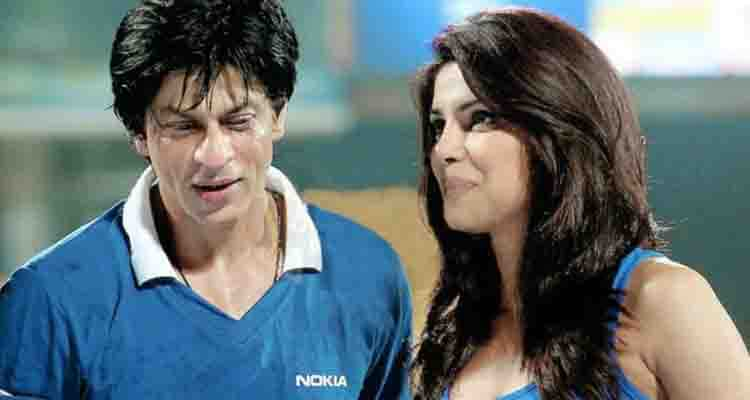 sharukh khan and priyaka