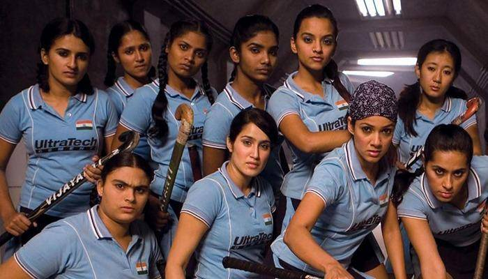 Chak de is a film that focuses on gender discrimination leading to a breakdown in a relationship