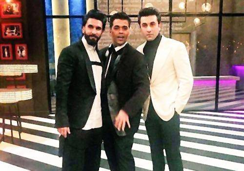 Karan Johar is a great friend to have always. He flew down his friends to New York for his birthday bash