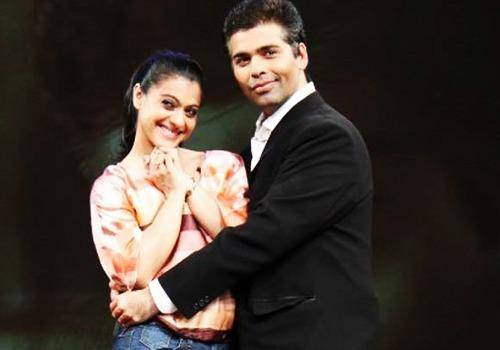 Karan Johar had a fallout with Kajol but they patched up recently.