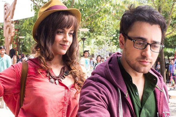 The film Katti Batti is about a live-in relationship.