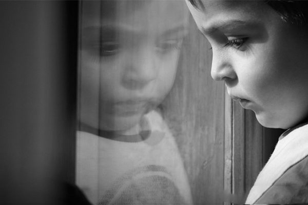 Child was sexually abused by a family member
