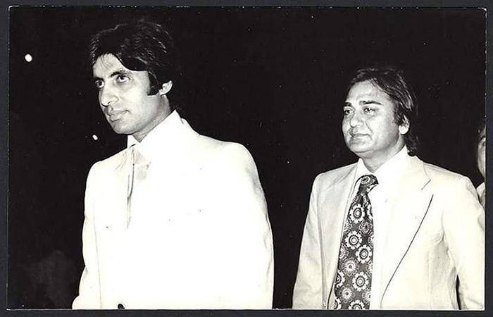 Sunil Dutt gave Amitabh Bachchan his first break in Bollywood