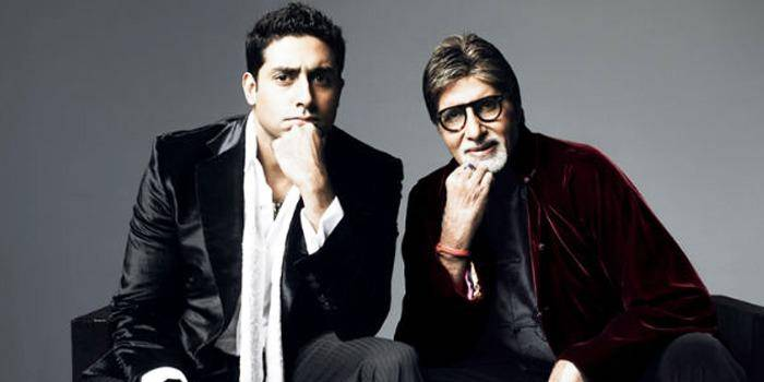 On Father's Day Abhishek Bachchan says Amitabh Bachchan is his best friend