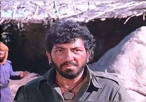 Gabbar of Sholay will remain one of the most iconic Bollywood villains