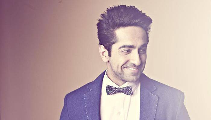 Ayushmann Khurrana hasn't got Greek God good looks