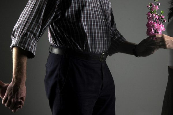 Marriage betrayal leads to a lot of anger and grief