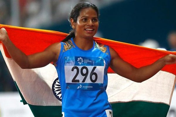 ndian sprinter Dutee Chand has revealed she is in a same-sex relationship, becoming the first openly gay athlete in the socially conservative country