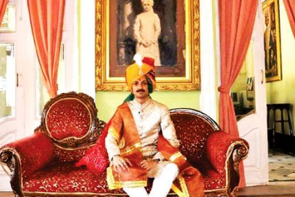 Manvendra Singh Gohil became the first prince to come out as gay