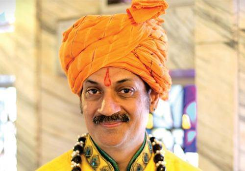 Manvendra Singh Gohil believes India will also legatlise same sex marriage some day