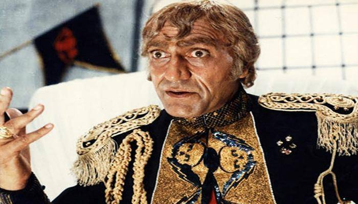 Amrish Puri one of the most famous iconic Bollywood villains