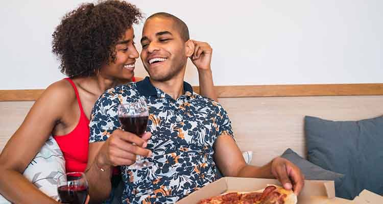 Exclusive dating is not being committed but being exclusive