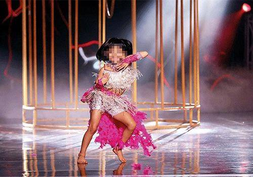 Kids dance reality shows put children under physical and emotional pressure that could lead to depression