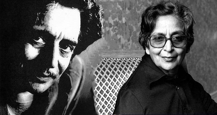 Amrita Pritam and Imroz have a beautiful love story