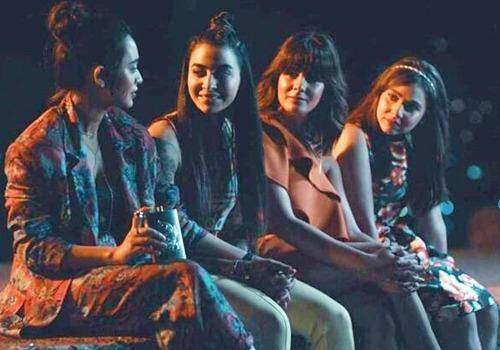Four More Shots Please is an Indian web series on single women on Amazon Prime