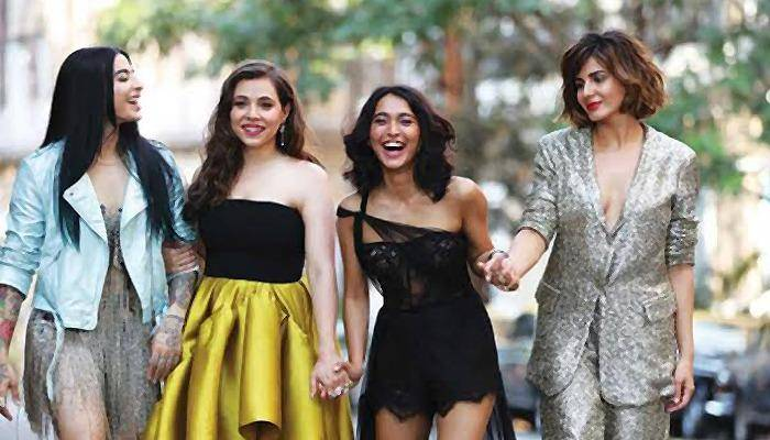 Four More Shots Please is an Indian web series on Amazon Prime
