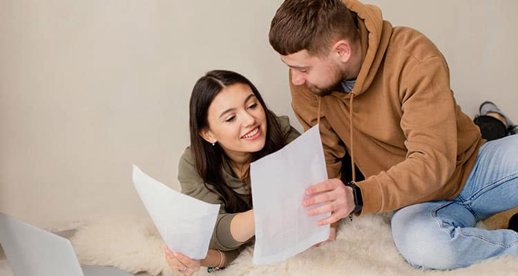 Surveys conducted recently show that almost 70% of fights between couples are over money.