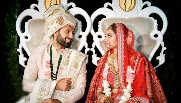 Nusrat Jahan got married to Nikhil Jain in Turkey