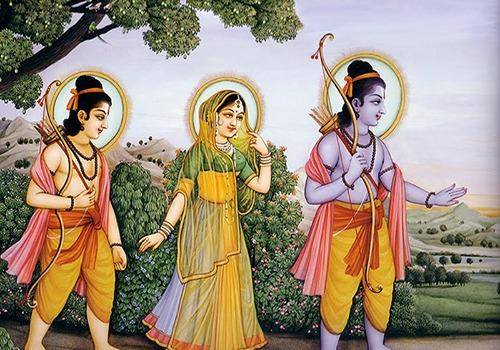 In Ramayana, Ram and Sita relationship is perfect couple relationship