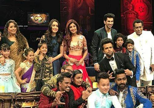 Super Dancer is one of the most famous Kids dance reality shows