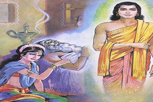 Devayani saved Kacha from death three times but he did not reciprocate her love