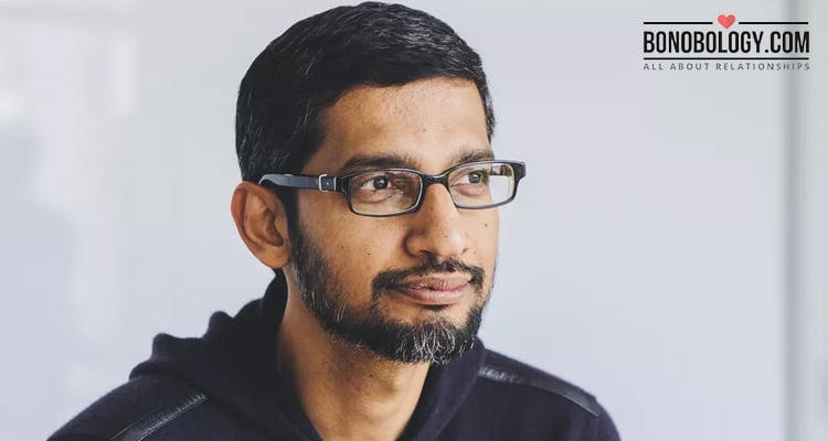 Anjali Wanted To Talk but Sundar Pichai