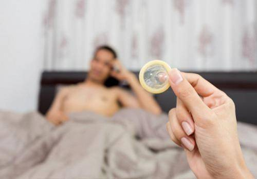 have safe sex in an open relationship