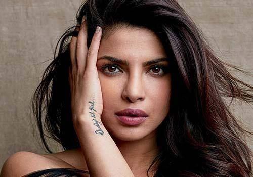 Priyanka Chopra is very calm by nature