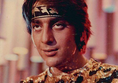 one of the blockbuster movie of Sanjay dutt rocky