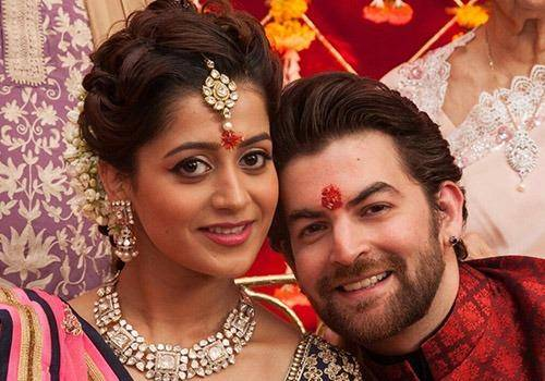 Arranged marriage of Neil Nitin Mukesh and wife Rukmini Sahay. They are bollywood celebs in arranged marriage