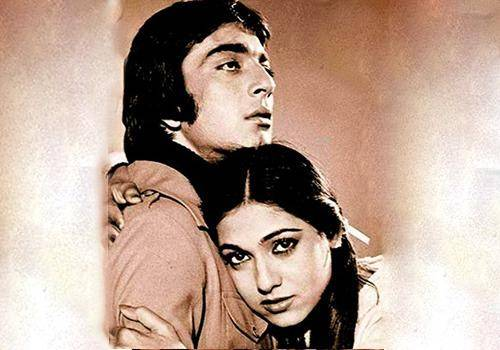 Sanjay Dutt and Tina Munim relationship was also known to everyone