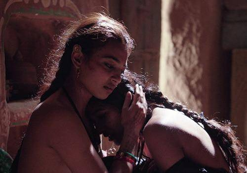 Radhika Apte parched movie has many nude scenes of her